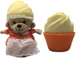 "<b>Игрушка</b> ""<b>Cupcake bears</b>: Тыковка"" медвежонок в капкейке ..."
