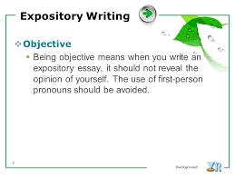 Define Expository Essay Expository Essay Def
