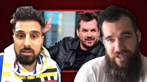 Isaac Butterfield - Jim Jefferies And Comedy Central Caught Out By Avi  Yemini | Facebook