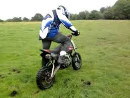 125cc pitbike youtube