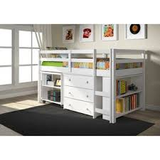 Kids beds with storage and desk Slide Donco Kids Low Study Loft Desk Twin Bed With Chest And Bookcase Moviexhubinfo Buy Storage Bed Kids Toddler Beds Online At Overstockcom Our