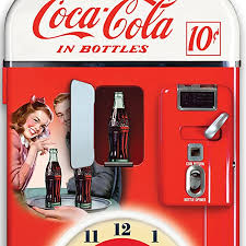 Coke Vending Machine Refund New Amazon Wall Decor COCACOLA Time For Refreshment Vending