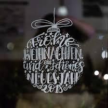 Lettering Weihnachtskugel Als Fensterbild Vorlage Mrsberry