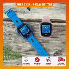 7 Ngày Đổi Trả – Chính Hãng] - Đồng hồ thông minh trẻ em WONLEX KT01 có  Camera, GPS (Tặng kính cường lực dán sẵn) tại Hà Nội