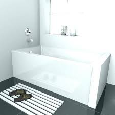 54 in bathtub x bathtub bathtub plain skirt x alcove soaking bathtub x bathtub left hand