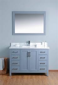 single sink traditional bathroom vanities. Mickdel TinaTown 48\ Single Sink Traditional Bathroom Vanities