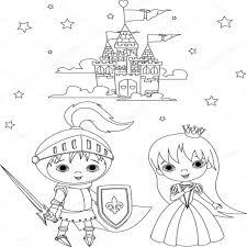 Animaux Chateau Princesse Dessin Dessin Chateau Princesse Disney
