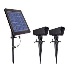 Dimmable Dusk To Dawn Light Lewisia Solar Spotlights Dimmable Garden Lawn Light Brightness Adjustable Dusk To Dawn Landscape Lighting Ip68 Waterproof Wall Light With 2 Lights For