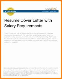 salary history letter salary history cover letter requirements in uk format perfect see