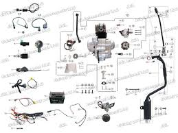 chinese atv wiring diagram 110cc wiring diagrams atv cdi wiring diagrams
