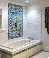 image unique bathroom. Bathroom Tile Design Ideas Murals Balian Studio Best Unique Image