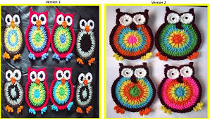 Crochet Owl Blanket Pattern Free Best Ten More Free Crochet Owl Patterns