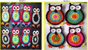 Crochet Owl Blanket Pattern Free Best Ten More Free Crochet Owl Patterns