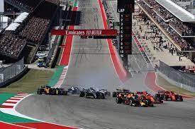 Formula 1 - Round 17: il Gran Premio degli Stati Uniti - Quattroruote.it