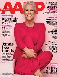 Jamie Lee Curtis on supporting trans ...