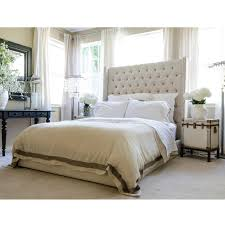 upholstered headboard and frame inspirations including tall