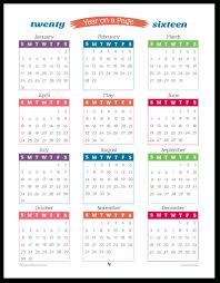 Month At A Glance Calendar Template Month At A Glance Calendar Printable Zrom Tk Year At A Glance