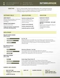 example of proffesionaly written resume web design resume example