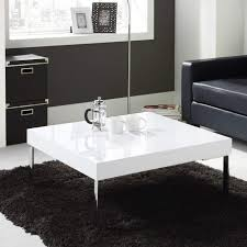 high gloss square white coffee table tiffany range furniture123 tearing tables