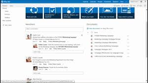 Sharepoint Team Site Template Webcast An Introduction To Team Sites In Sharepoint 2013