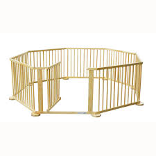 china 8 sided wooden baby playpen with door china wooden playpen wooden baby playpen