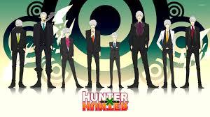 hunter x hunter 3 wallpaper