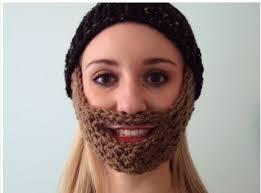 Beard Hat Crochet Pattern Inspiration Crochet Beard Pattern Free Hat Pattern