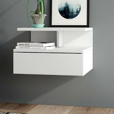 china wall mounted white shelf and