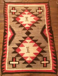 Antique navajo rugs Real S860081085701908554p145i1w2560jpeg Picclick Antique Navajo Rug 42 Ft 28 Ft