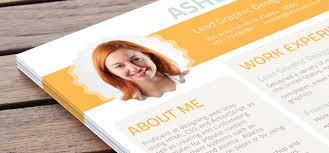 Advantages of Using a Professional Resume Design Service