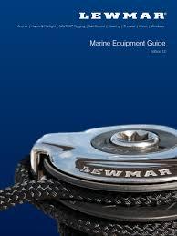 Katalog Lewmar By Unimar Rijeka Issuu