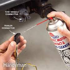 fix bad boat and utility trailer wiring the family handyman clean the connectors