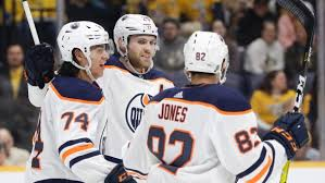 Get a summary of the edmonton oilers vs. Leon Draisaitl Scores 4 And Mcdavid Nets 5 Points In Oilers Rout Over Predators Tsn Ca