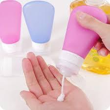Путешествия силиконовые бутылки шампуня <b>душ гель</b> лосьон ...