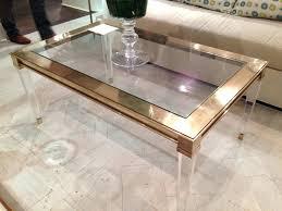 living mesmerizing acrylic coffee table 10 plexiglass 42 inch round clear oval cool regarding elegant