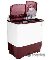 Pc Richards Kitchen Appliances Lg P1515r3s 95 Kg Semi Automatic Washing Machine Price In India