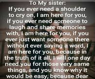 I Love You Sister Quotes Simple I Love My Sister Quotes Pictures Photos Images And Pics For