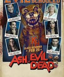Ash vs Evil Dead Temporada 3 audio latino