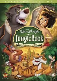 amazon the jungle book two disc 40th anniversary platinum edition phil harris sebastian cabot louis prima bruce reitherman george sanders