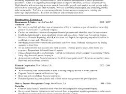 Controller Resume Examples Forensic Death Investigator Sample Resume