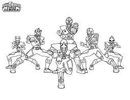 Power Rangers Samurai Coloring Pages Power Rangers Samurai Coloring