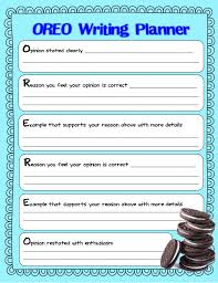 graphic organizers for opinion writing scholastic  printable graphic organizers for opinion writing by genia connell
