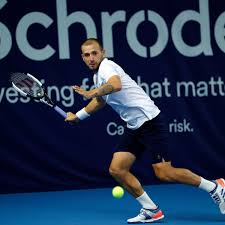 Dan Evans bounces back against Andy Murray to reach Battle of the Brits  final   Tennis