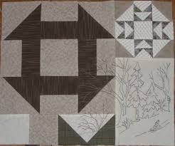 Snow Days Quilt Pattern the quilted crow quilt shop folk art quilt ... & Snow Days Quilt Pattern the quilted crow quilt shop folk art quilt fabric  quilt patterns Adamdwight.com