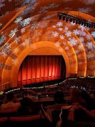 Radio City Music Hall Section 3rd Mezzanine 7