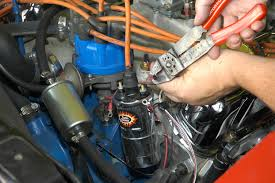 techtips installing an msd 6al ignition box the orange and black wires from the second mini harness from the msd box are the wires that you will be connecting to the coil