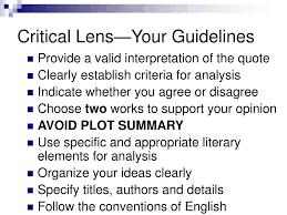 books critical lens essay acquisition accepting tk books critical lens essay