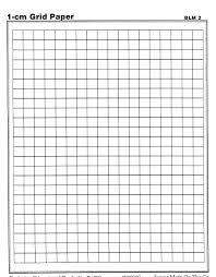 Graph Millimeter Paper Blueprint White Color Print Pepino Co