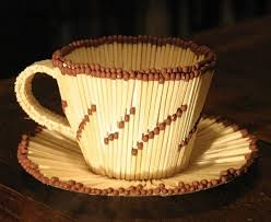 Small Picture Ideas on Decorating Your Home Decor with Matchsticks