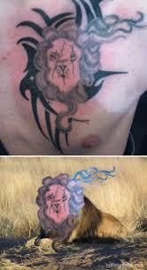 20 неудачных татуировок перенесённых в реальную жизнь которые и